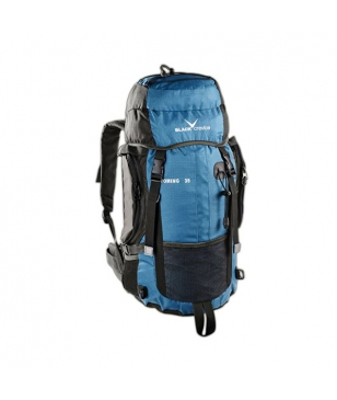 Black Crevice Rucksack Wyoming 35L Blau Unisex
