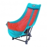 Chaise de Camping Eno Lounger DL Rouge Mixtes