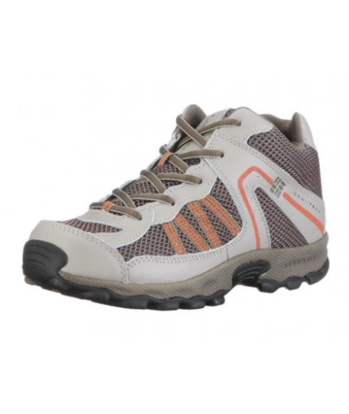 Chaussures Marche Columbia Switchback II Mid Brun Enfants