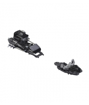 Movement Tourenskibindungen Mit Stopper Free Tracks RT 120mm Schwarz Unisex