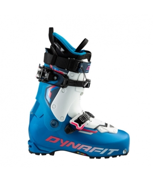 Dynafit Tourenskischuhe TLT7 Expedition CR Blau Femmes