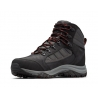 Chaussures Marche Columbia 100MW Mid Outdry Brun Mixtes