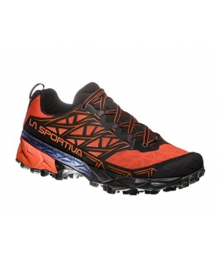 Chaussures Trail La Sportiva Akyra Rouge Mixtes