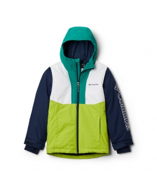 Veste Ski Columbia Timber Turner Vert Garçons
