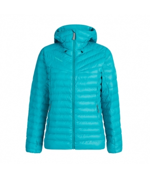 Mammut Wanderjacke Albula In Hooded Grün Damen