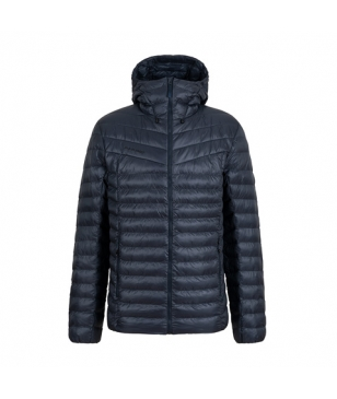 Veste Isolante Mammut Albula In Hooded Bleu Hommes