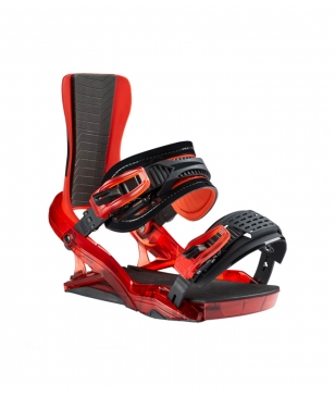 Fixations Snowboard Head FX Two Rouge Mixtes