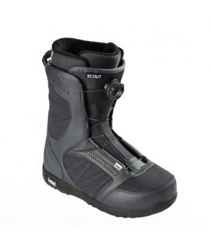 Boots Snowboard Head Scout Lyt Boa Coiler Gris Mixtes