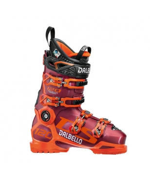 Chaussures Ski Piste Dalbello DS 120 MS Rouge Hommes