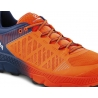 Chaussures Trail Scarpa Spin Ultra Orange Mixtes