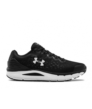 Chaussures Running Under Armour Charged Intake 4 Noir Mixtes