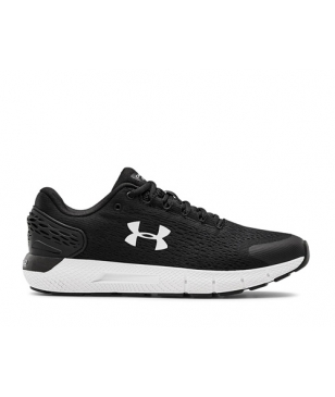Chaussures Running Under Armour Charged Rogue 2 Noir Mixtes