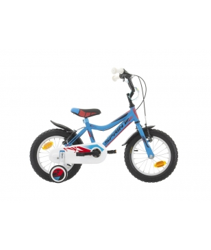 "Sprint Mountainbike Robix 14"" Blau Kinder"