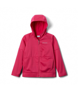 Columbia Fleecejacke Everyday Easy FZ Fleece Rosa Kinder