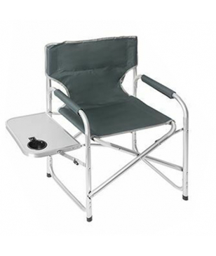 Chaise Camping Summit Lightweight Directors Gris Mixtes