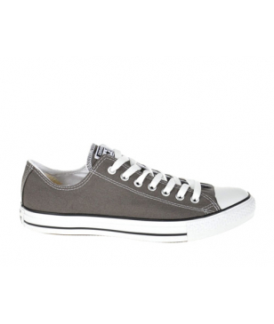 Chaussures Loisirs Converse Chuck Taylor All Star OX Gris Mixtes