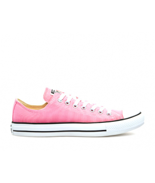 Chaussures Loisirs Converse Chuck Taylor All Star OX Rose Mixtes