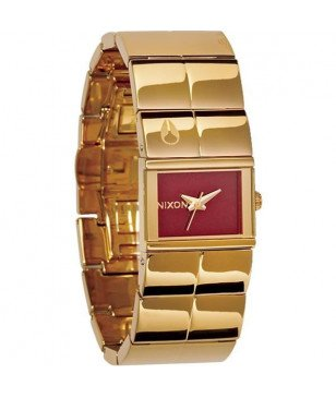 Nixon The Cougar All Gold Brown Women