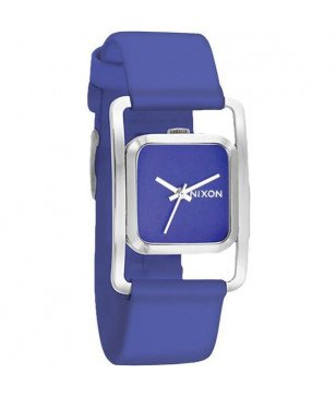 Nixon The Dynasty Leather Purple Women