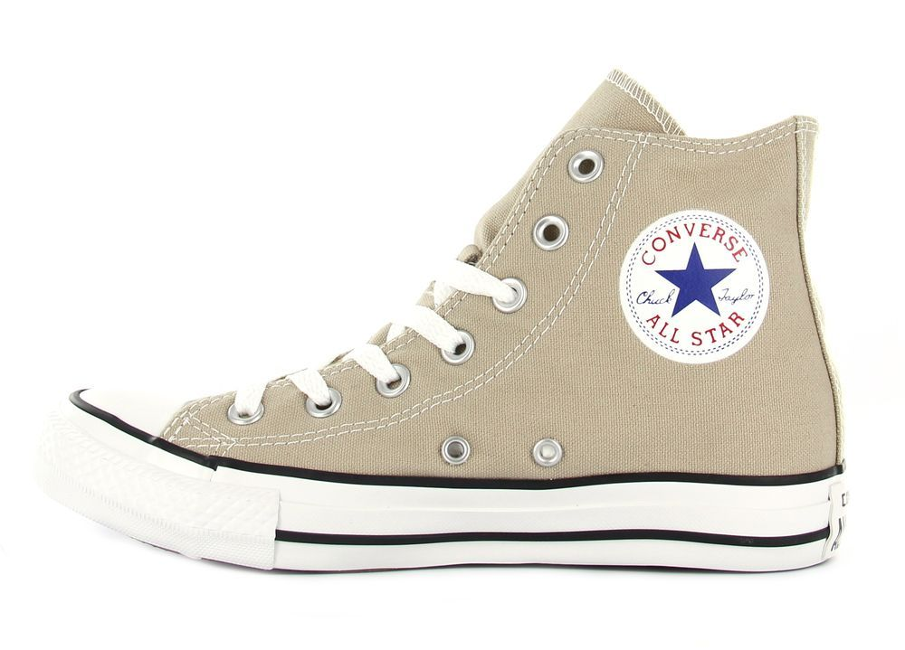 chaussures loisirs converse ct as hi papyrus beige mixtes. Black Bedroom Furniture Sets. Home Design Ideas