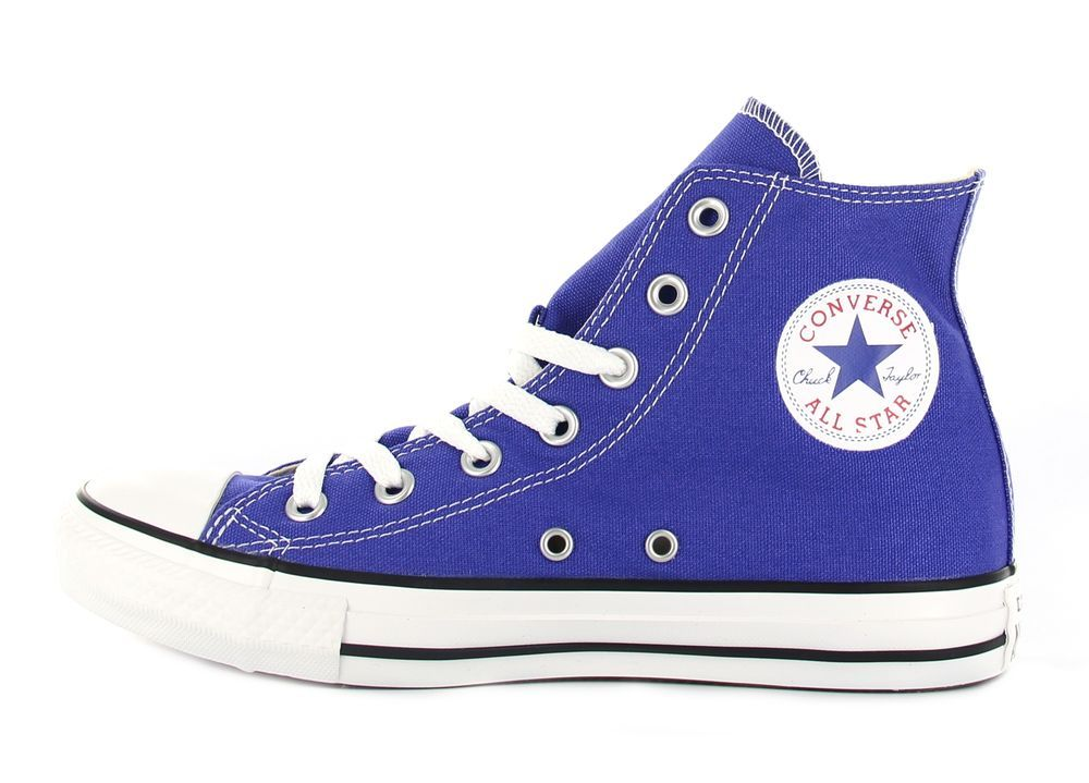 chaussures loisirs converse ct as hi periwinkle bleu. Black Bedroom Furniture Sets. Home Design Ideas