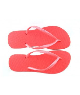 Pas cher Havaianas SLIM, Guava Red