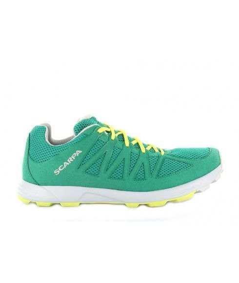 Pas cher Chassures Loisirs Scarpa Game Emerald Vert Hommes