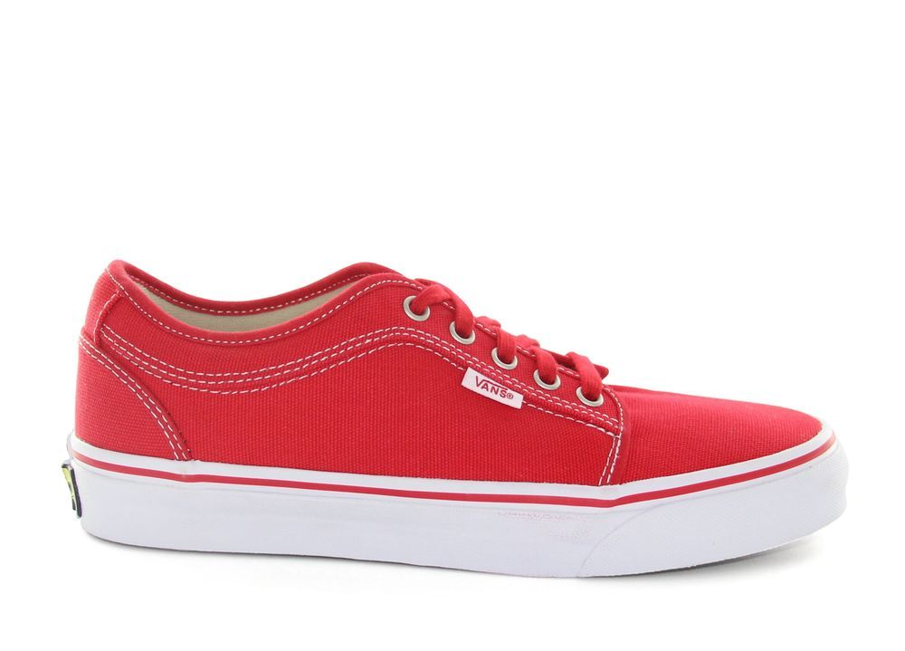 chaussures loisirs vans 106 vulcanized rouge mixtes pas cher cra. Black Bedroom Furniture Sets. Home Design Ideas