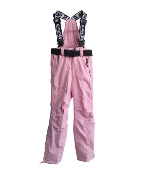 Iguana Pantalon Ski Enfant Dirty Rose - Taille  152